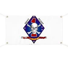 1st Recon Banner