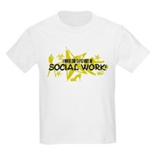 I ROCK THE S#%! - SOCIAL WORK T-Shirt