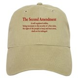 The Second Amendment Hat