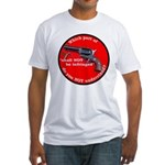 The Second Amendment Fitted T-Shirt