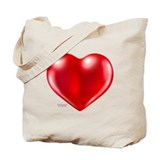 healthy heart life style Tote Bag