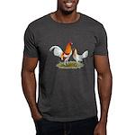 Old English Bantam: Red Pyle Dark T-Shirt