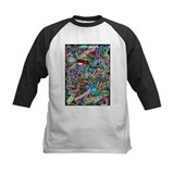 graffiti of the word peace tr Tee