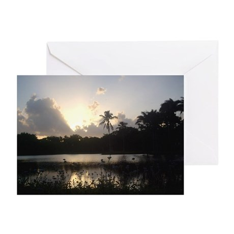 Heavenly Light Greeting Cards (Pk of 10)
