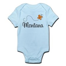 Butterfly MT Montana Infant Bodysuit