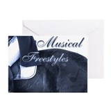 Musical Freestyle Greeting Cards (6)