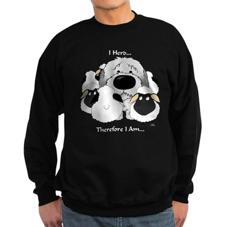 Sheepdog - I Herd... Sweatshirt (dark)