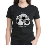 Sheepdog - I Herd... Women's Dark T-Shirt