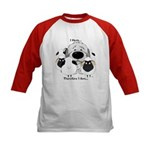 Sheepdog - I Herd... Kids Baseball Jersey
