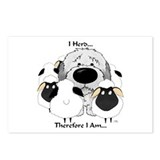 Sheepdog - I Herd... Postcards (Package of 8)