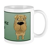 Shar-Pei Dad Mug