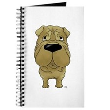 Big Nose Shar-Pei Journal