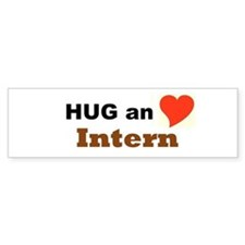 Intern Bumper Sticker
