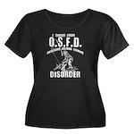 Obsessive Cullen Disorder Women's V-Neck T-Shirt
