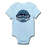 Lake Placid Ice Logo Infant Bodysuit