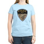 Oblong Illinois Police Women's Light T-Shirt