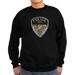 Oblong Illinois Police Sweatshirt (dark)