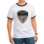 Oblong Illinois Police Ringer T