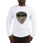 Oblong Illinois Police Long Sleeve T-Shirt