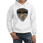 Oblong Illinois Police Hooded Sweatshirt