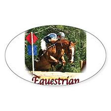 Equestrian 2010 Decal