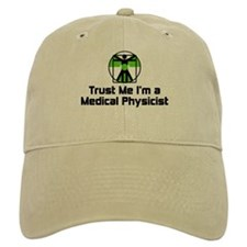 Medical Physicist Baseball Cap