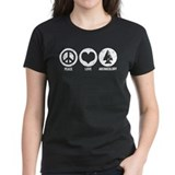 Peace Love Archaeology Tee