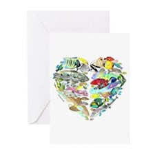 Heart of the Reef Greeting Cards (Pk of 10)