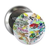 "Heart of the Reef 2.25"" Button (10 pack)"