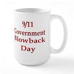 Blowback Large Mug