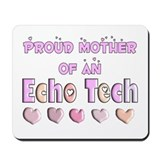 echo tech Mousepad