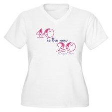Twenty is the New Forty T-Shirt