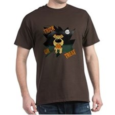 Airedale Devil Halloween T-Shirt
