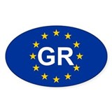 EU Greece Decal