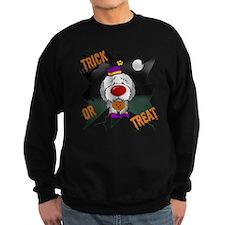 Sheepdog Clown Halloween Sweatshirt