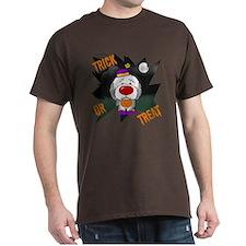 Sheepdog Clown Halloween T-Shirt