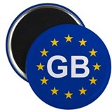 "EU UK 2.25"" Magnet (10 pack)"