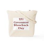 Blowback Tote Bag