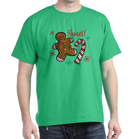 Christmas Sweet Dark T-Shirt