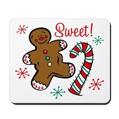 Christmas Sweet Mousepad