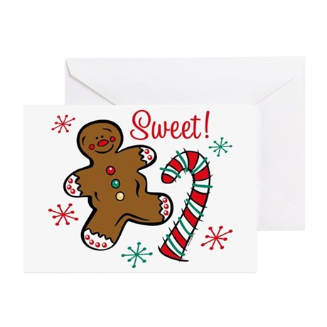 Christmas Sweet Greeting Cards (Pk of 10)