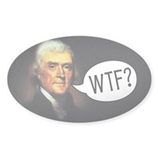 Jefferson - WTF Decal