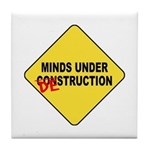 Mind Destruction Tile Coaster