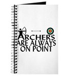 Archers On Point Journal