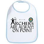 Archers On Point Bib