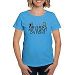 Archers On Point Women's Dark T-Shirt