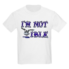 I'm Not Gullible Kids Light T-Shirt