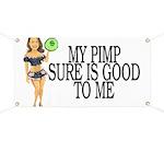 My Pimp Banner