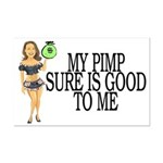 My Pimp Mini Poster Print