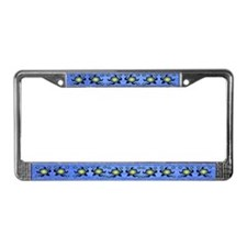 Sun Turtles License Plate Frame
